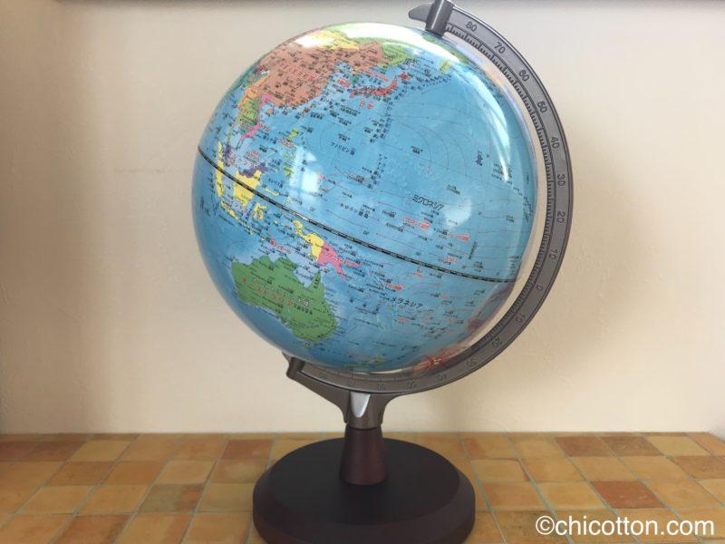 レイメイ藤井の地球儀