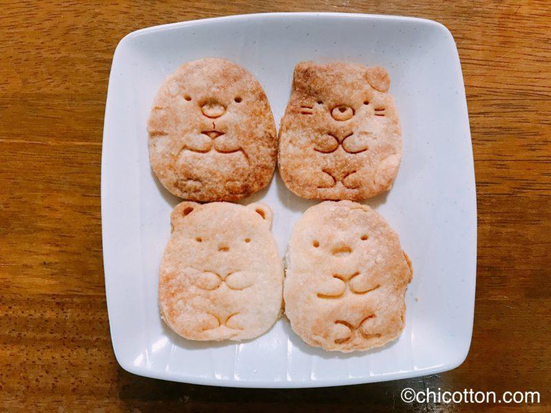 すみっコぐらしのクッキー