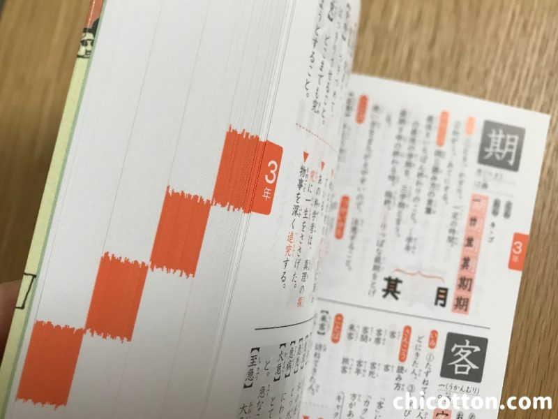 小学ポピー一年生の入会早期特典漢字字典