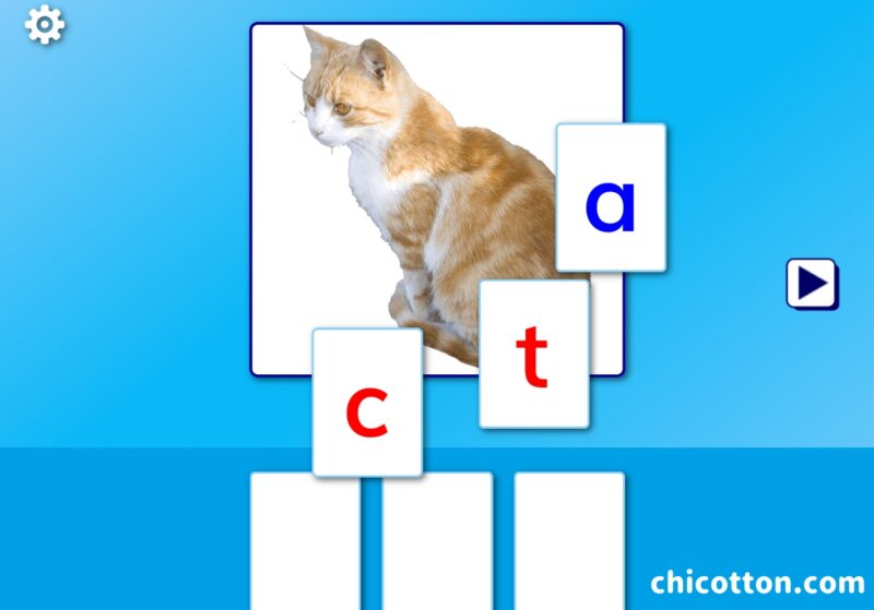 abc spelling app